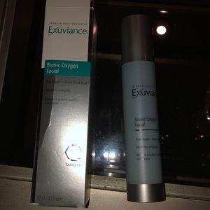 Exuviance Oxygenating bubbly facial mask